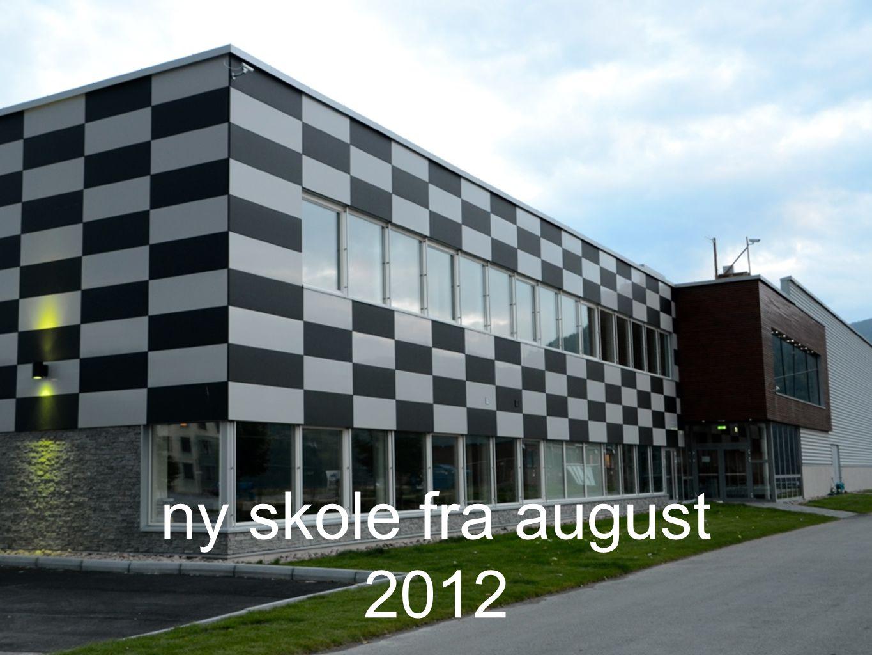 ny skole fra august 2012