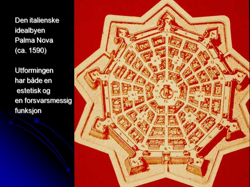  Europeisk adel oppførte seg på samme måte som den kinesiske, men her fikk de en utfordrer i borgerskapet