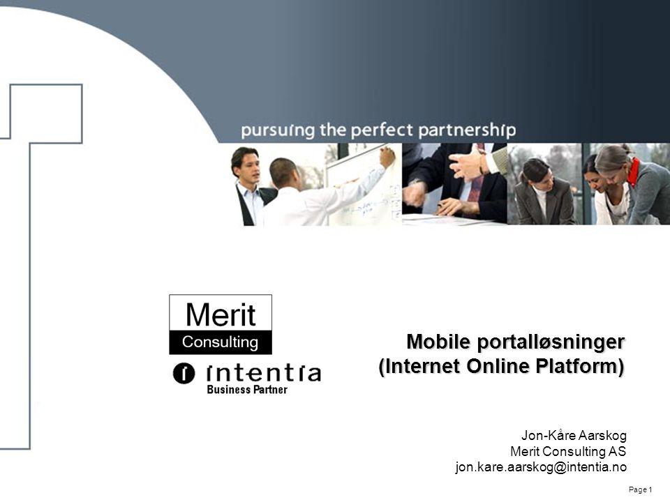 Page 12 Eksempel på mobile prosessområder (Online portal)  Kundeservice –Scanning av produktplakat  Produktinformasjon  Produktkonfigurering  Alternative varianter.