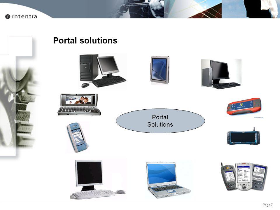 Page 18 Skjermbilder PDA-løsning
