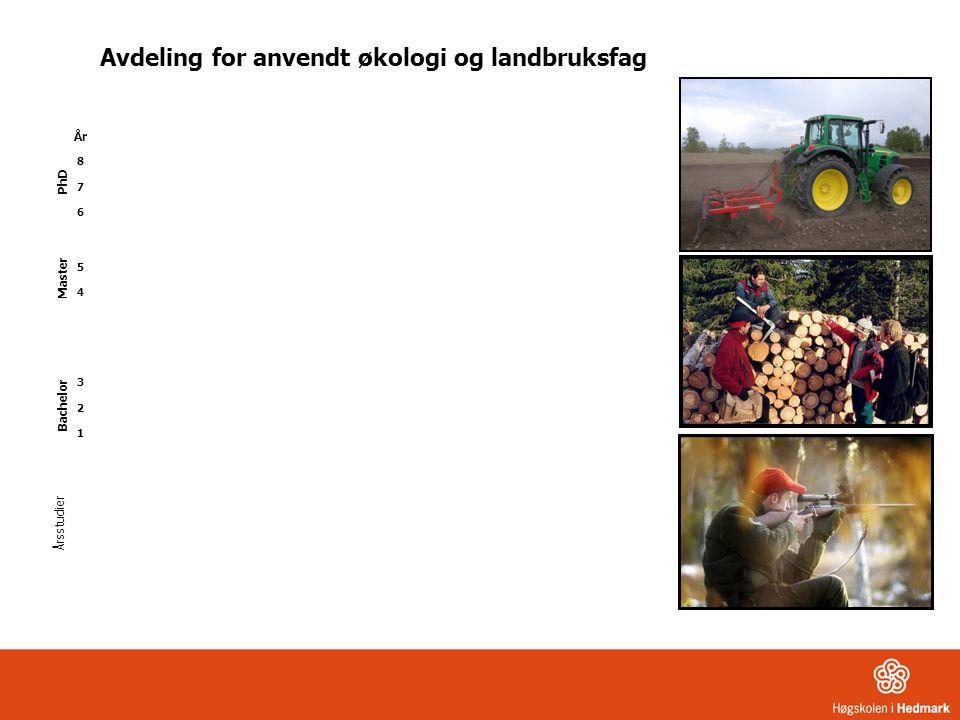 Skogbruk Utmarks- Forvaltn.