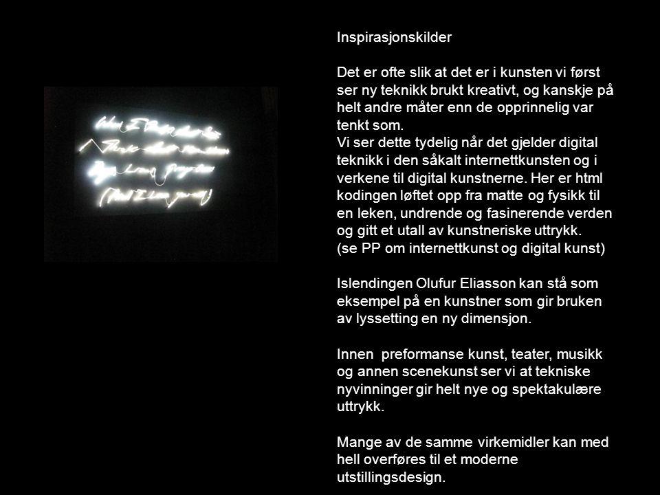 Marius Watz – Digital kunst Født i Norge Jobbet med koding siden han var 11 år Bosatt USA Kunstner og lærer ved Arkitektur studiet i Oslo Digitale kunstverk Skulptur Lysinstallasjoner Performance i samarbeid med musikere