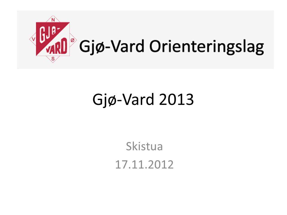 Gjø-Vard 2013 Skistua 17.11.2012