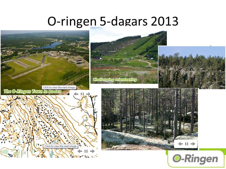 O-ringen 5-dagars 2013