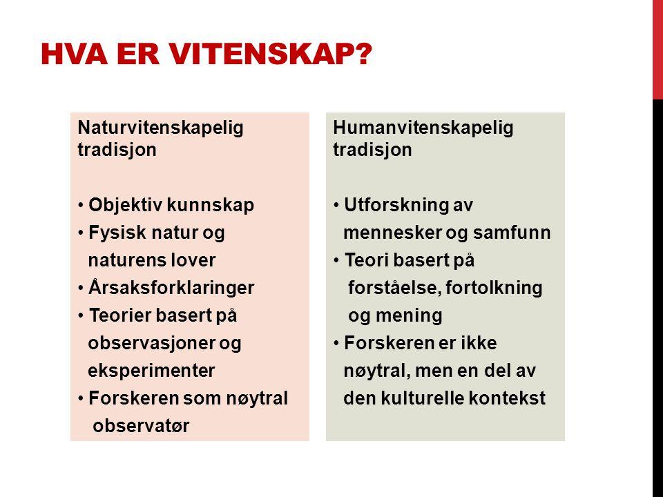 DIVERSE AVISER VÅREN 2012: PSYKIATRI ER INGEN EKSAKT VITENSKAP Karterud, S.