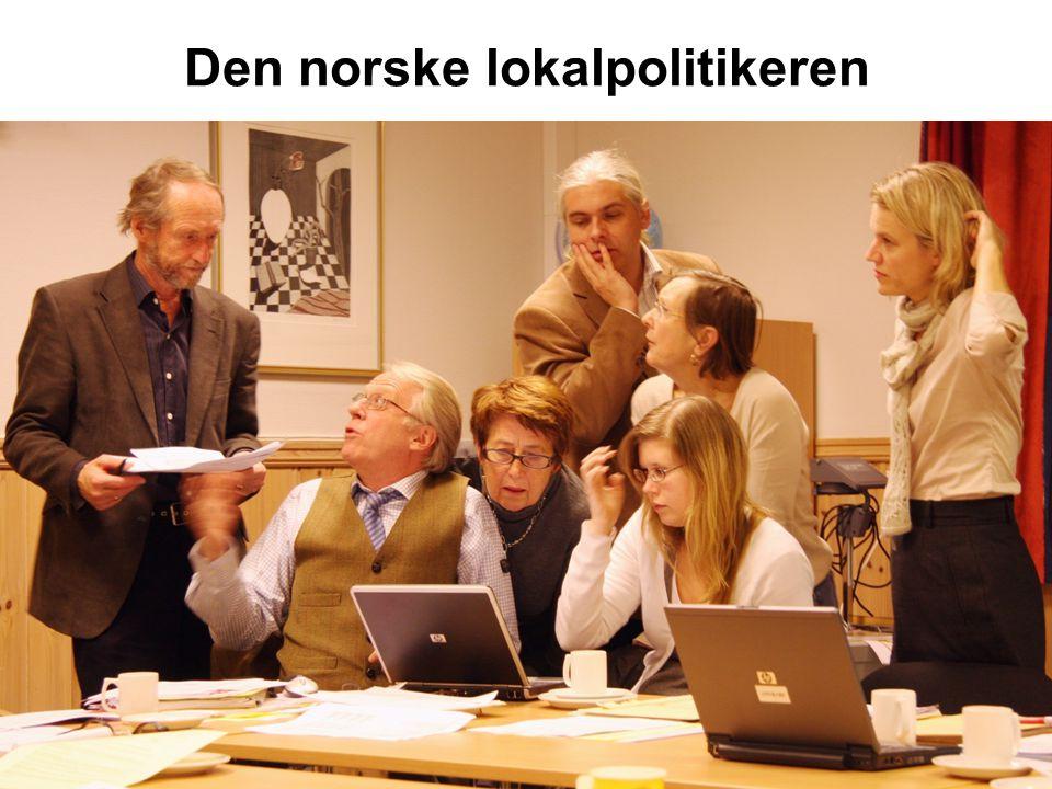 Den norske lokalpolitikeren