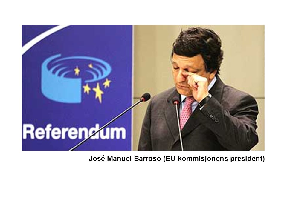 José Manuel Barroso (EU-kommisjonens president)
