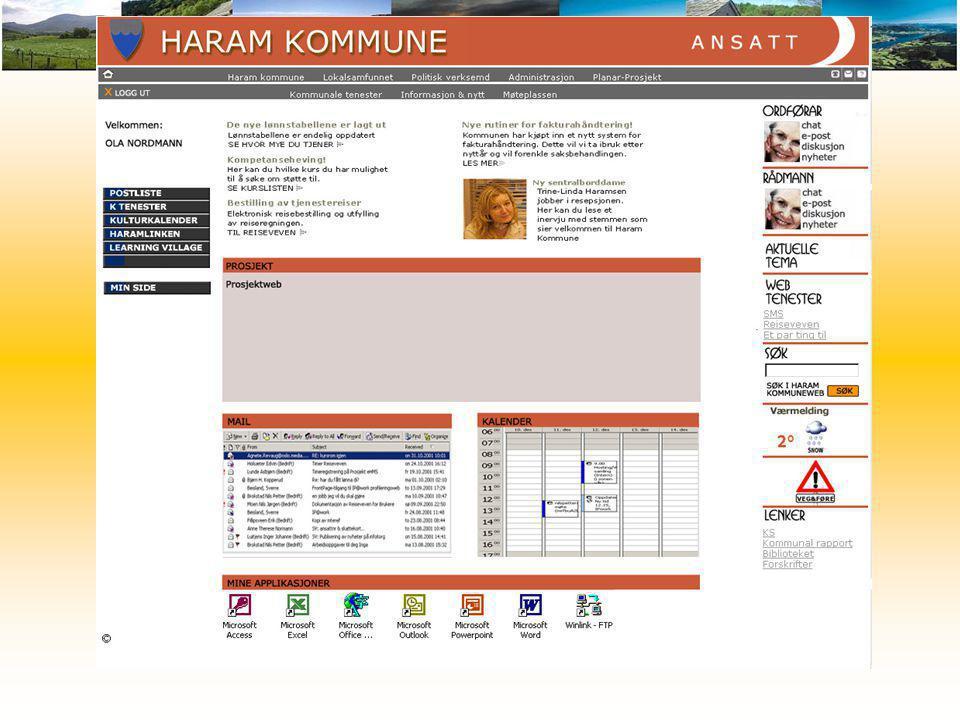 Design, Ansatt