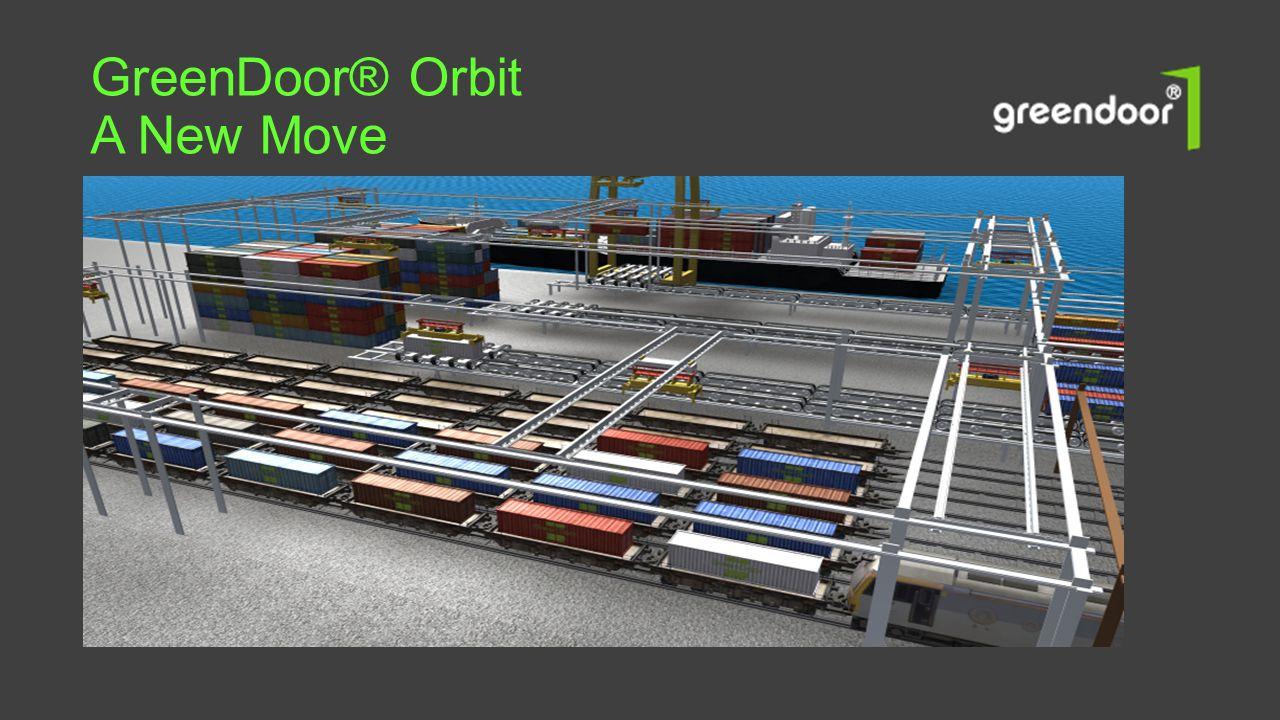 GreenDoor® Orbit A New Move