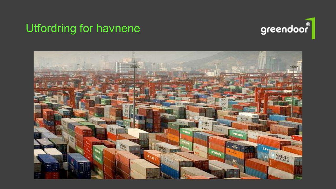 Utfordring for havnene