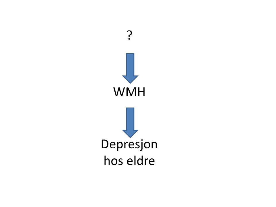 ? WMH Depresjon hos eldre