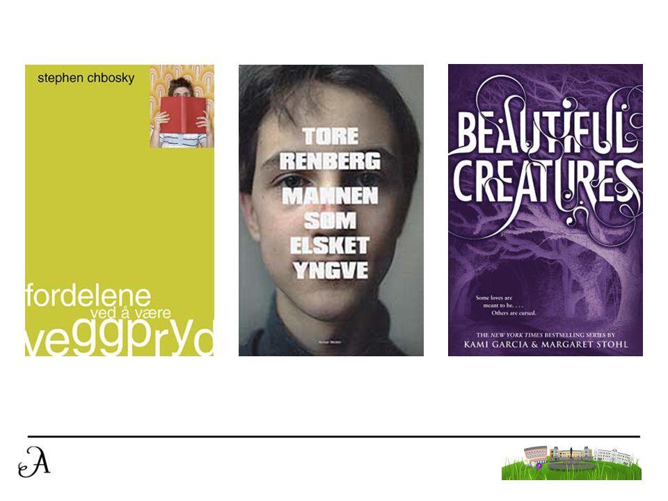 Hva leser ungdom?