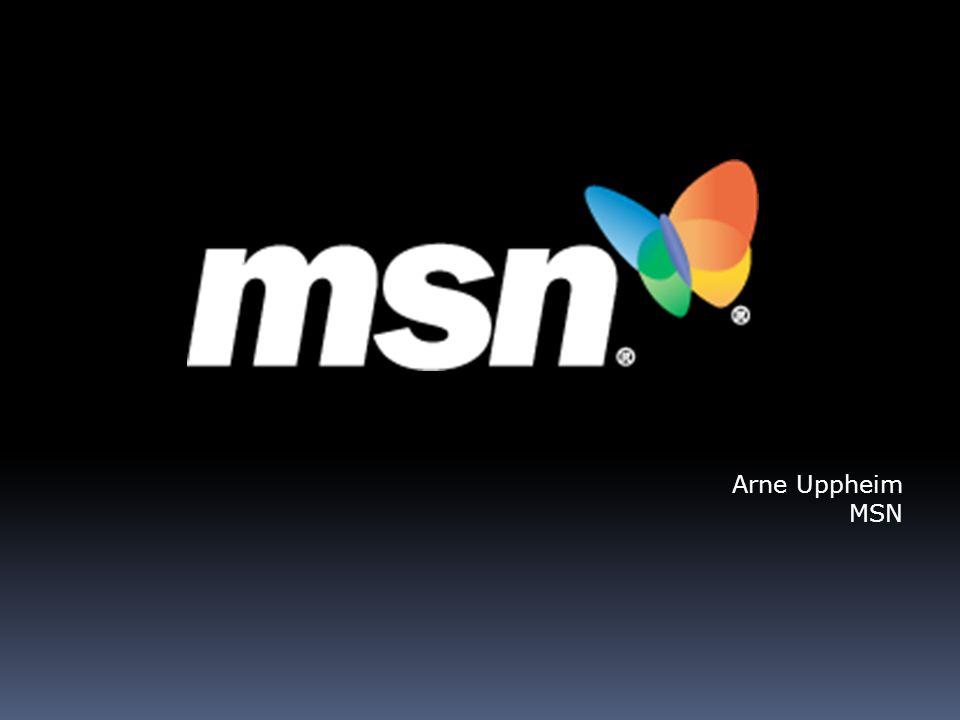 Arne Uppheim MSN