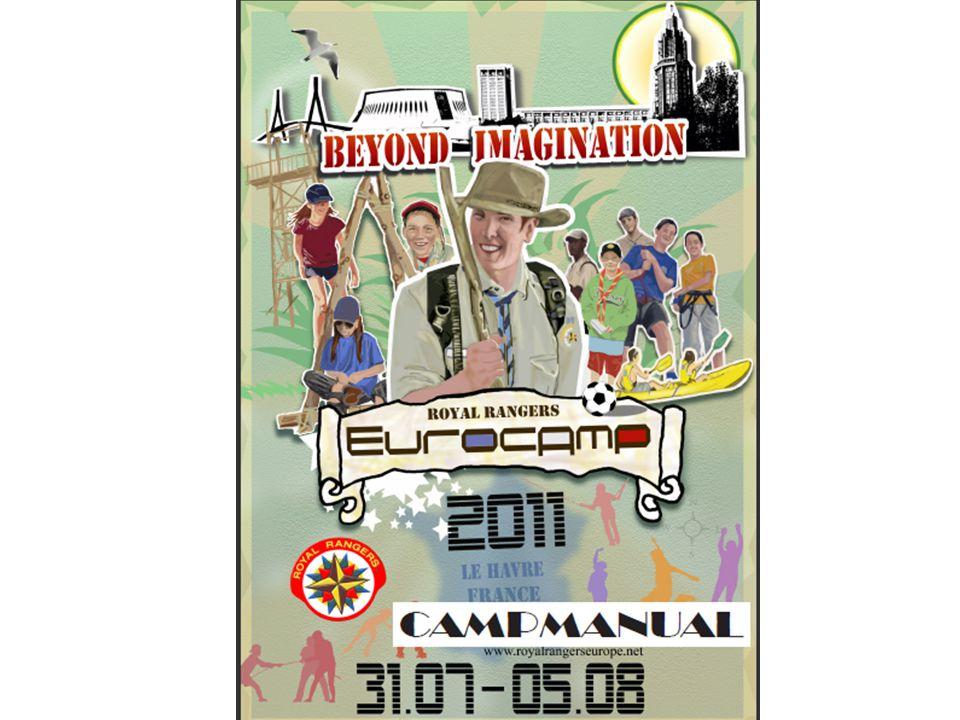 Velkommen til Eurocamp i Frankrike 2011.