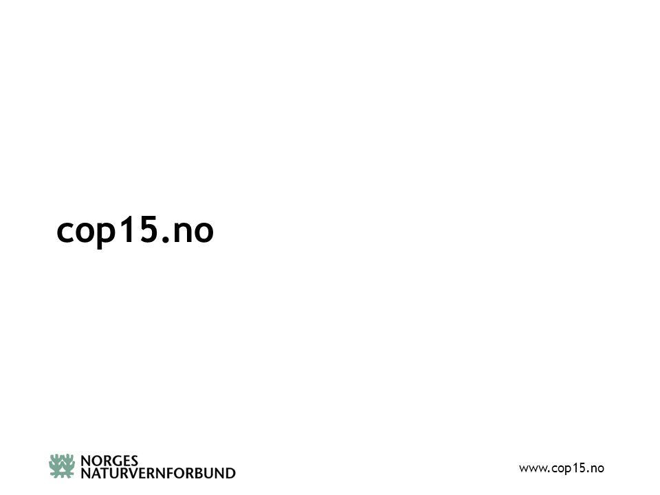 www.cop15.no cop15.no