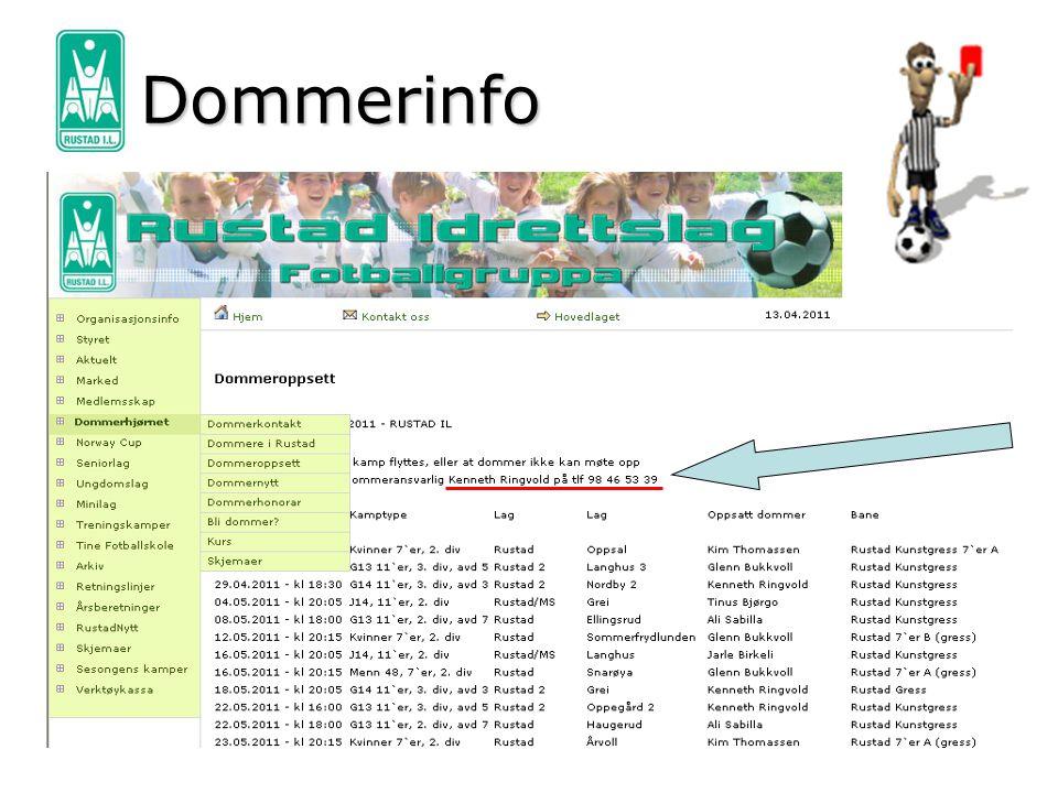 Dommerinfo