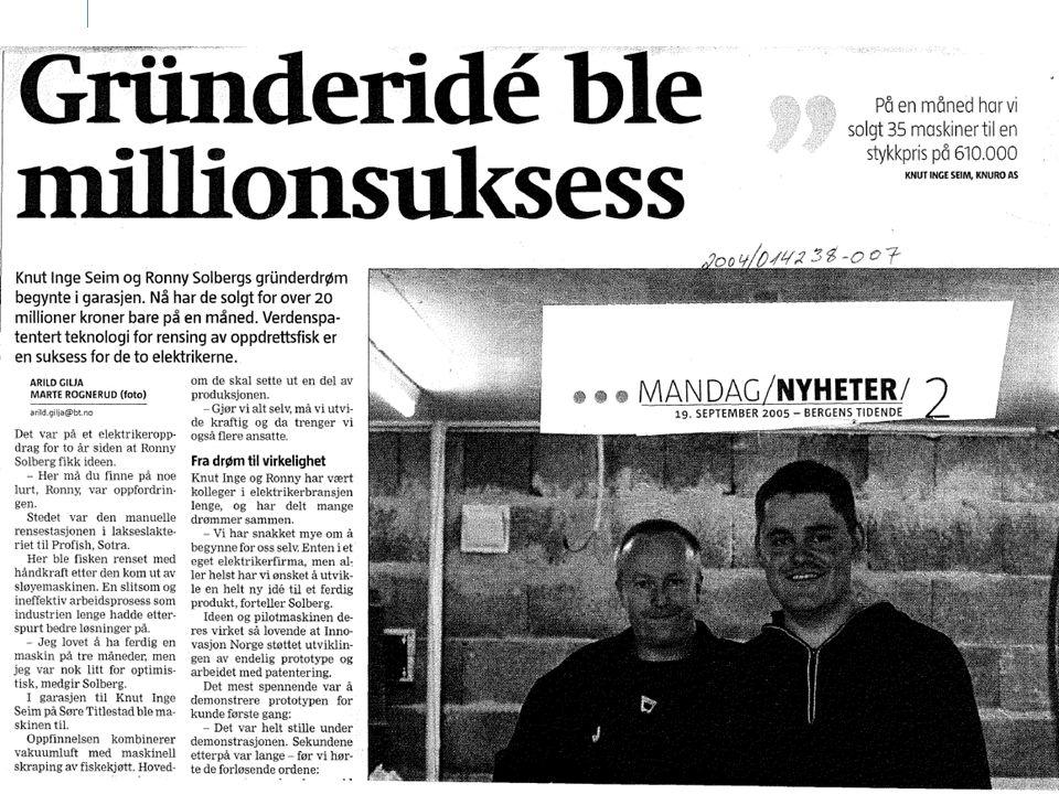 Geir Haugum, Det Marine Hordaland 12.10.2006