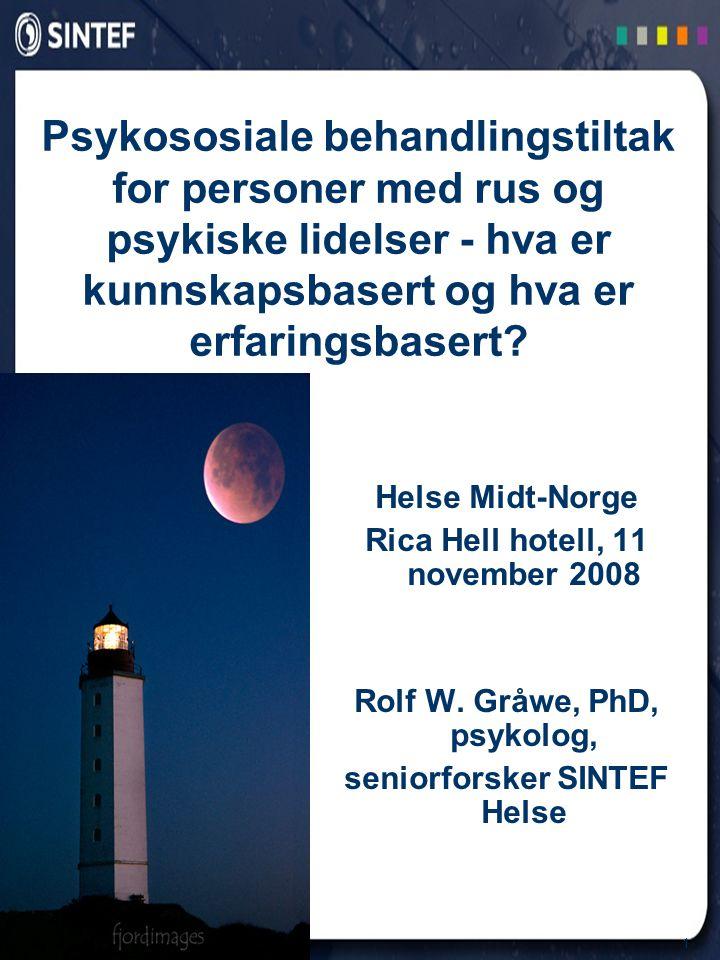 2 Temaer  Forekomst  Modeller for forståelse av RoP  Hva sier evidensbasert forskning.