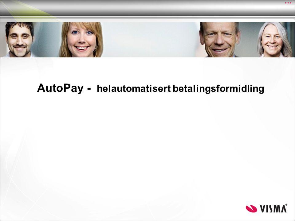 AutoPay baserer seg på ideen om Den elektronisk motorvei - hva er det .