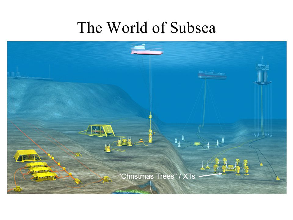 The World of Subsea Christmas Trees / XTs