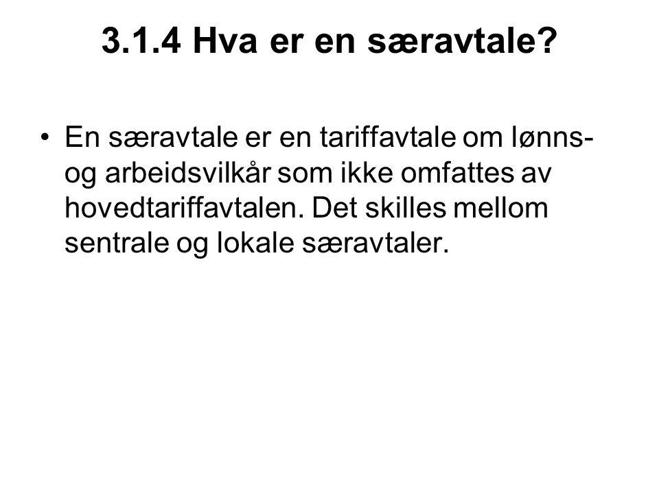 15.2 Informasjon •Informere tillitsvalgte, for eksempel hovedavtalen § 9-3 nr 3 og 4.