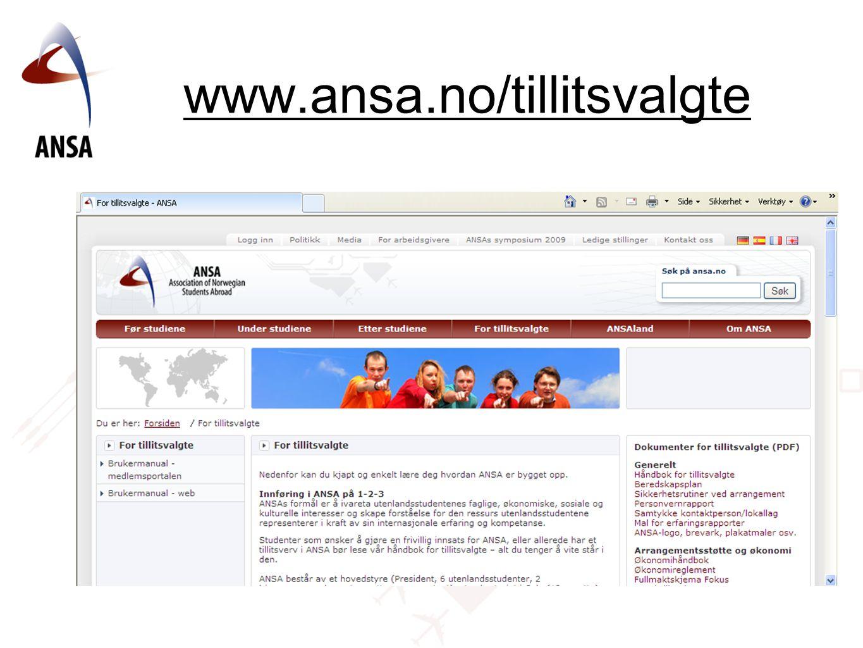 www.ansa.no/tillitsvalgte