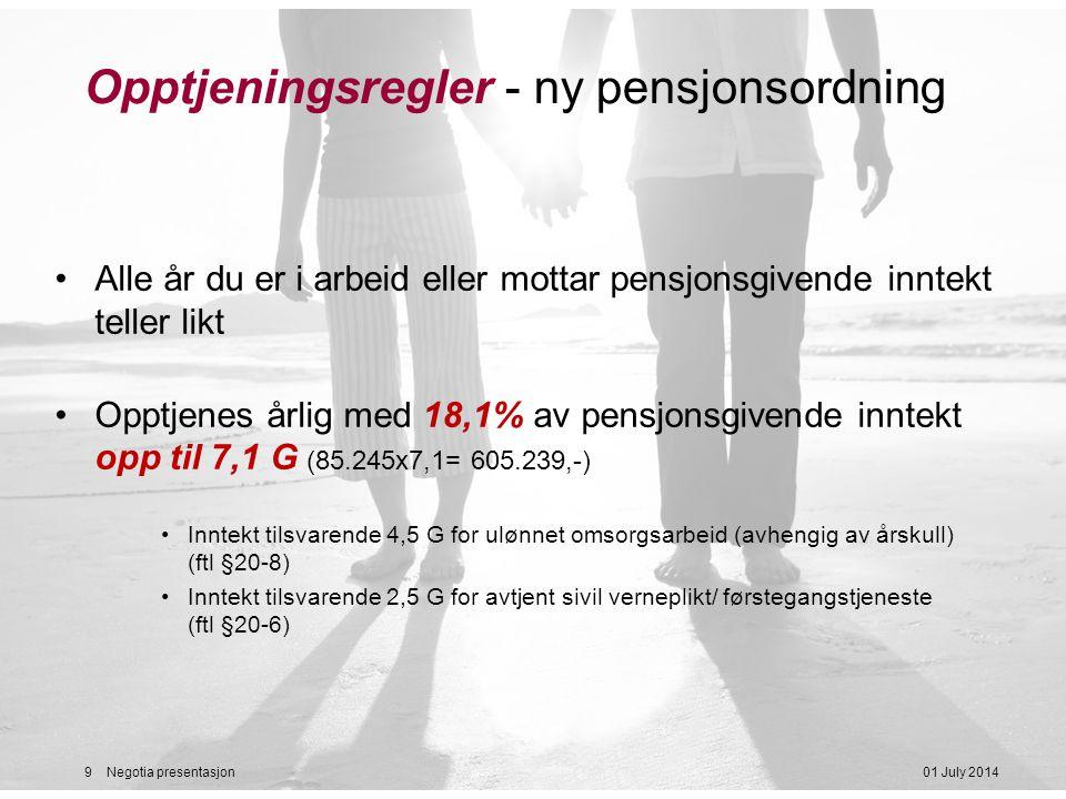 •Loven åpner for aldersgrenser under 70 år.