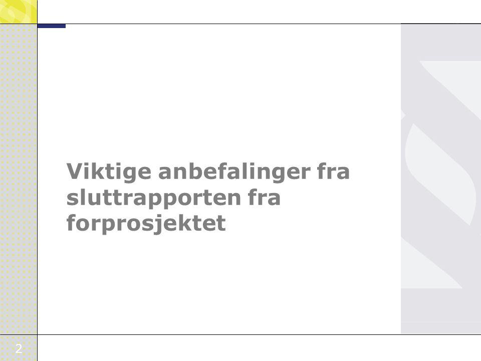 23 Personaloverføring - rekruttering Virksomhetsoverdragelse fra kommunene.