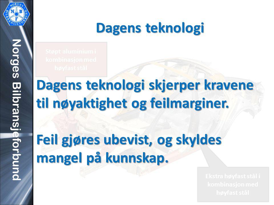 Norges Bilbransjeforbund Feil