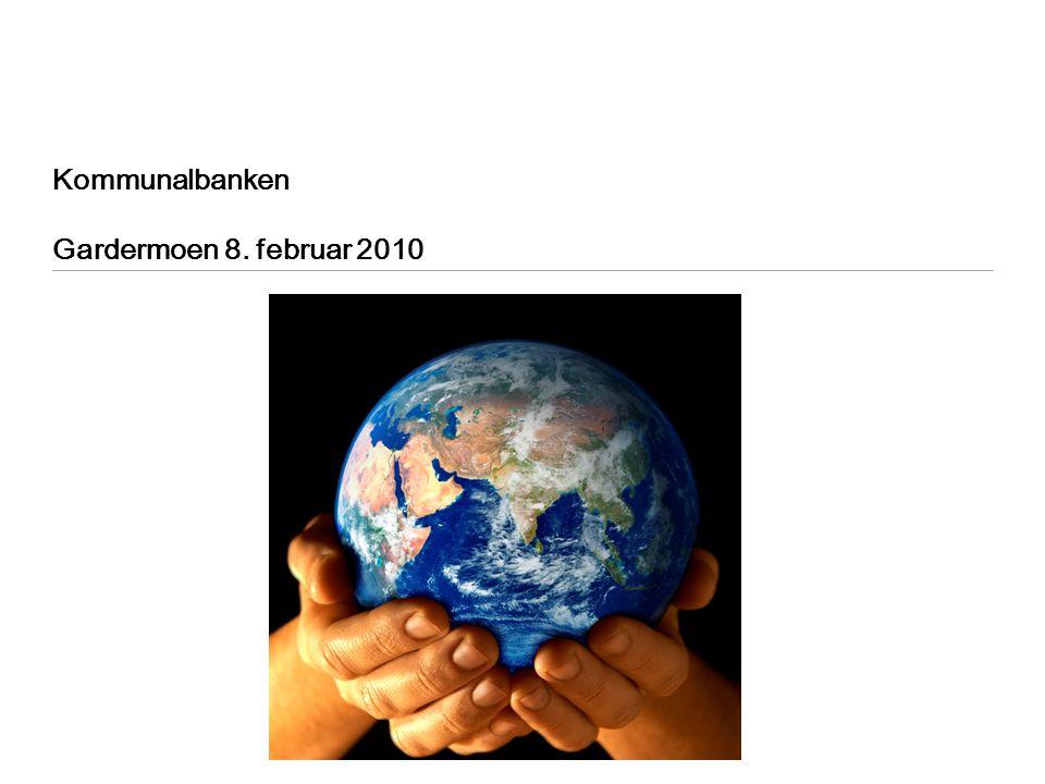 Kommunalbanken Gardermoen 8. februar 2010