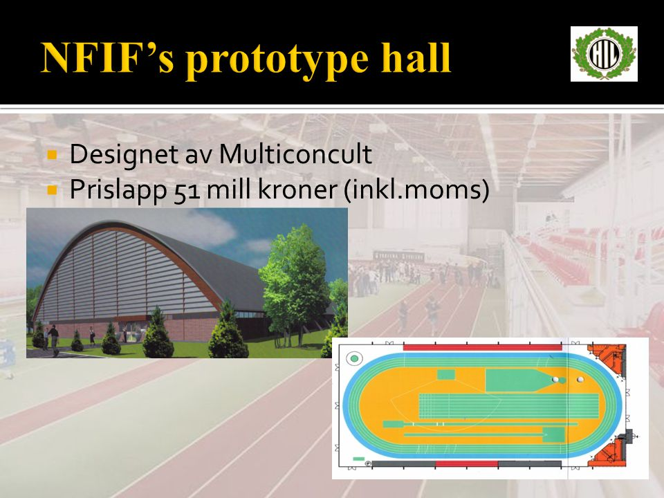  Designet av Multiconcult  Prislapp 51 mill kroner (inkl.moms)