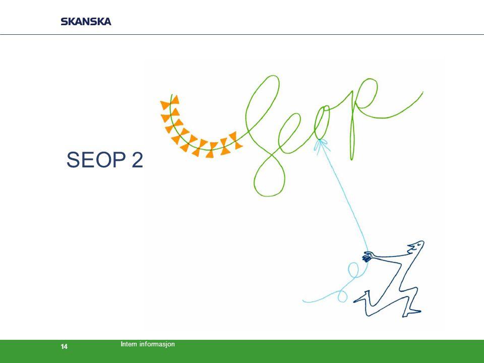 Intern informasjon 14 SEOP 2