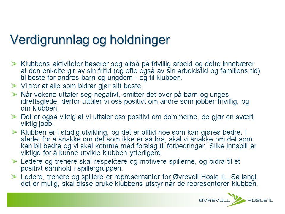 Klubben Etter sammenslåingen av Øvrevoll Ballklubb og Hosle idrettslag høsten 2007, er vi blitt et av de største idrettslagene i Bærum.