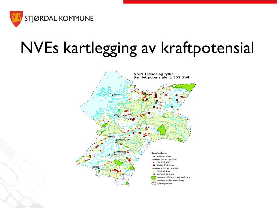Samla plan for små kraftverk Bakgrunn: •Stor utbyggingsinteresse.