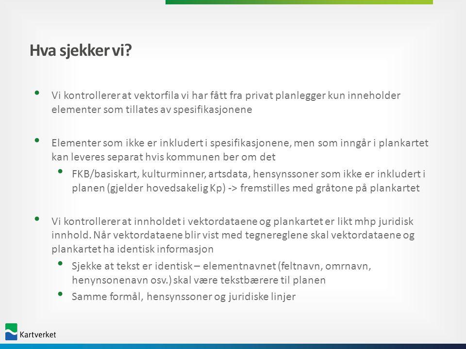 Lenke til SOSI-vis/SOSI-Kontroll Ny adresse: http://www.kartverket.no/Standarder/SOSI/SOSIkontroll-med-SOSIvis/