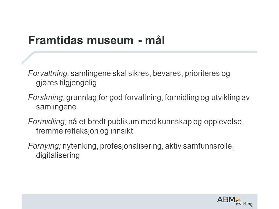 ABM-utviklings prosjektmidler for 2011 Stikkord: Overføringsverdi, kompetanseheving, nyskapende, kritisk refleksjon, samfunnsrolle.