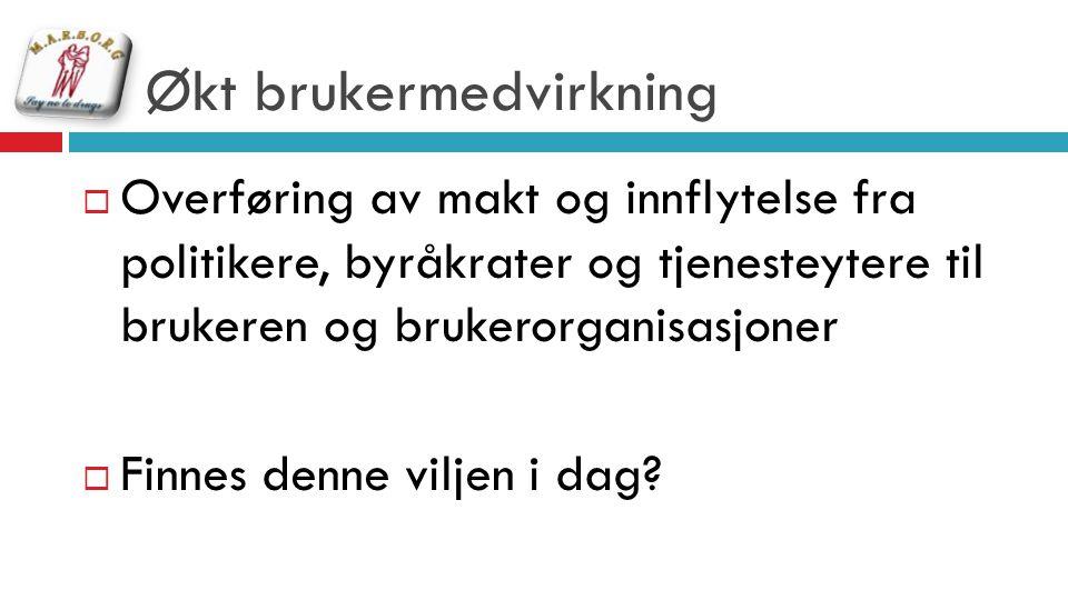 HVA…? Enda en plan, sa Per…. Individuell Plan… Vidar Hårvik MARBORG 14