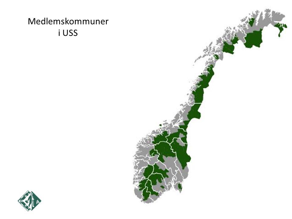Medlemskommunene fylkesvis •Østfold: Aremark, Eidsberg, Rakkestad •Hedmark: Alvdal, Elverum, Engerdal, Folldal, Rendalen, Stor-Elvdal, Trysil, Tynset, Våler, Åmot •Oppland: Dovre, Lesja, Lom, Nord-Fron, Ringebu, Sel, Skjåk, Sør-Fron, Vang, Vestre Slidre, Vågå •Buskerud: Flå, Hol, Nore og Uvdal, Rollag, Sigdal