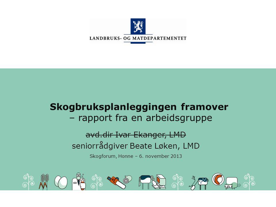Landbruks- og matdepartementet Norsk mal: Startside Tips for engelsk mal Klikk på utformingsfanen og velg DEPMAL – engelsk Eller velg DEPMAL– engelsk