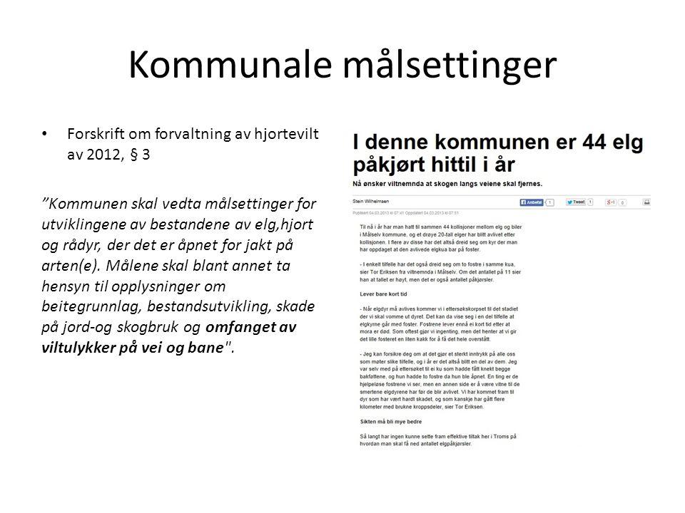 Regionale målsettinger Nordland fylkeskommune • Regional viltmyndighet • Stor vegeier Regional plan • Målsettinger • Handlingsplan