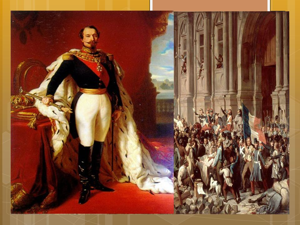  I 1848 kom en ny bølge av revolusjoner over hele Europa  Også denne gangen begynte den i Paris  Denne februarrevolusjonen var et politisk og sosia