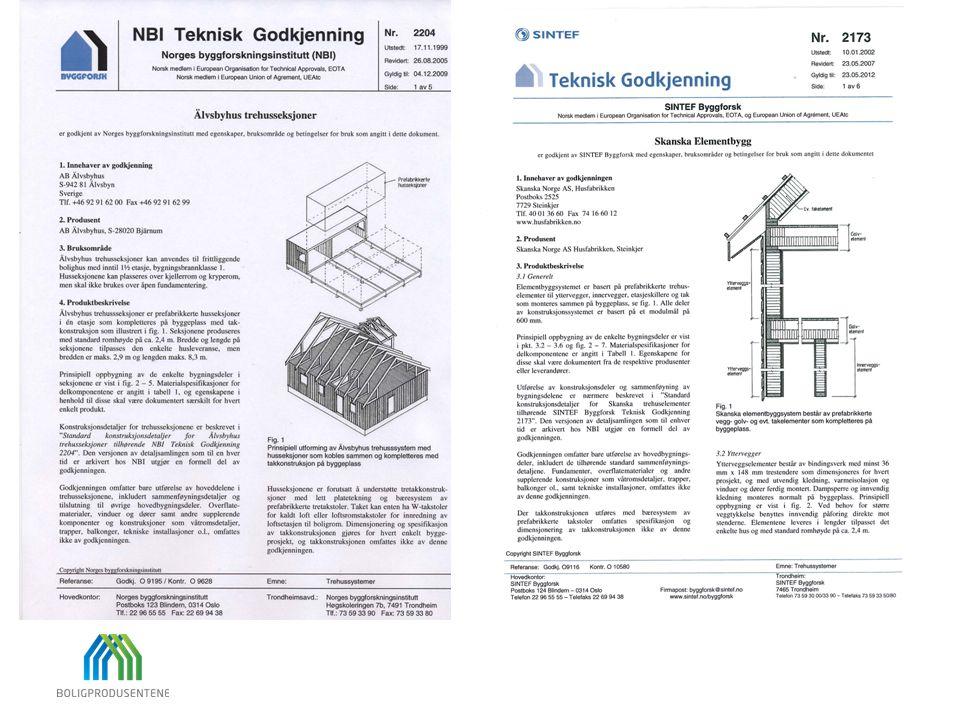 8 Byggevare 2008 Teknisk Godkjenning – innhold: • Produktbeskrivelse • Bruksområde • Egenskaper • Betingelser for bruk • Produksjonskontroll • Grunnlag for godkjenningen • Merking