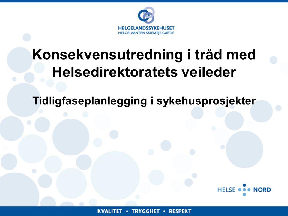 Administrerende direktør - Helgelandssykehuset HF Fremtidens legespesialister.