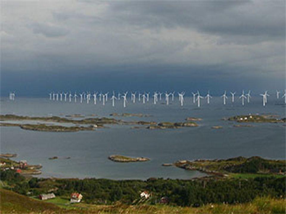 Kort om status innen kraftsektoren.• Mål om 30 TWh ny fornybar energi innen 2016.