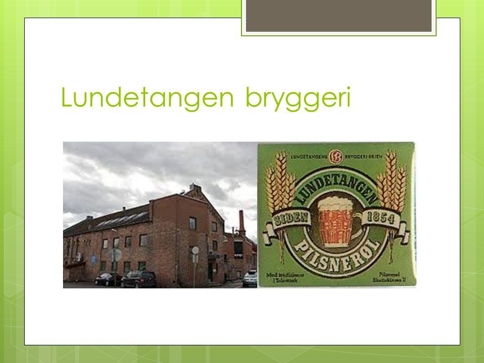 Lundetangen bryggeri