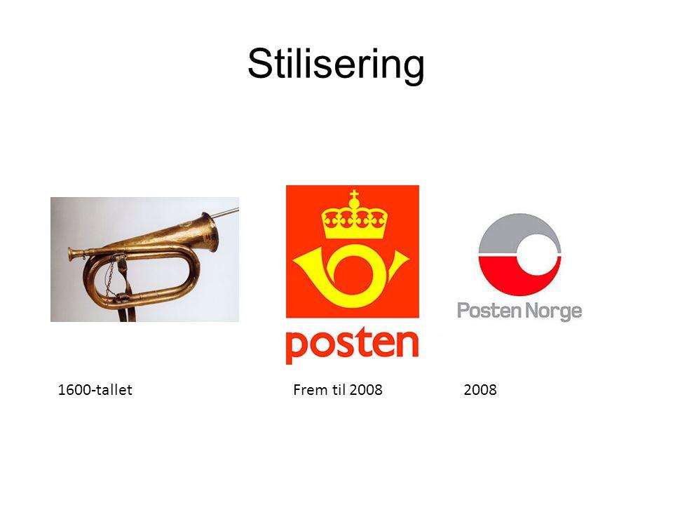 Stilisering 1600-talletFrem til 20082008