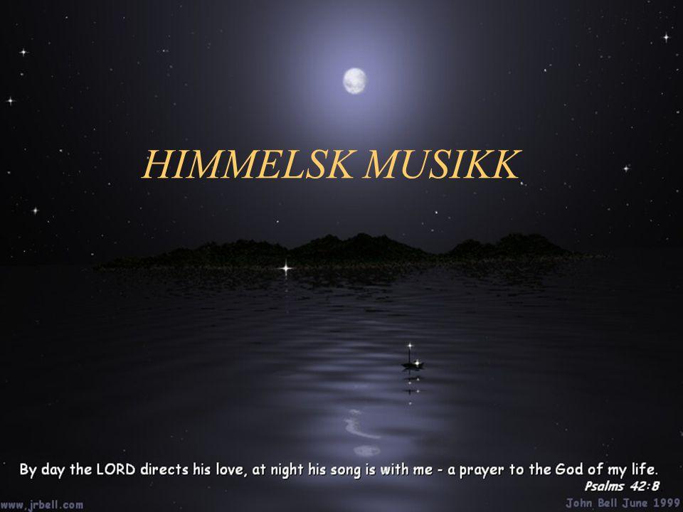 Jesu eksempel Hans lovsang syntes å jage de onde englene på flukt og likesom røkelse fylle stedet med sin vellukt.