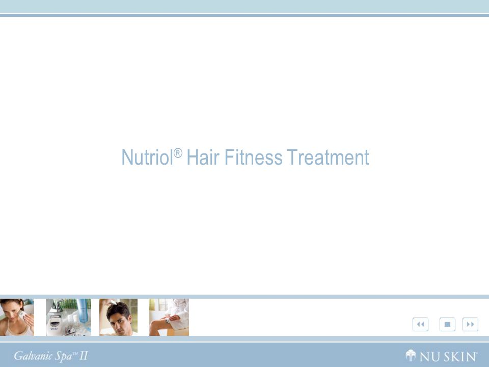 Nutriol ® Hair Fitness Treatment