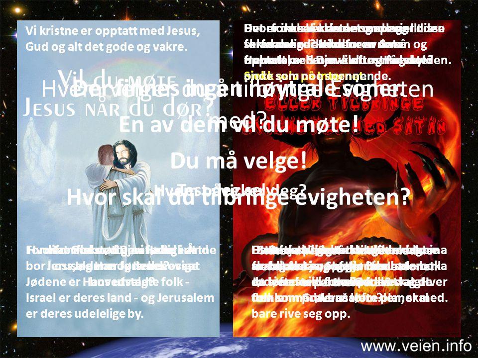 Det er ikke vi kristne som lager disse skremmende bildene av Satan og Helvete, selv om vi oftest får skylden.