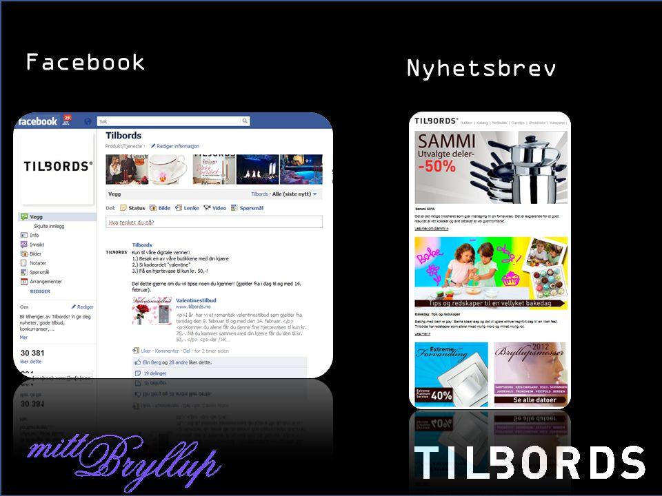 Facebook Nyhetsbrev